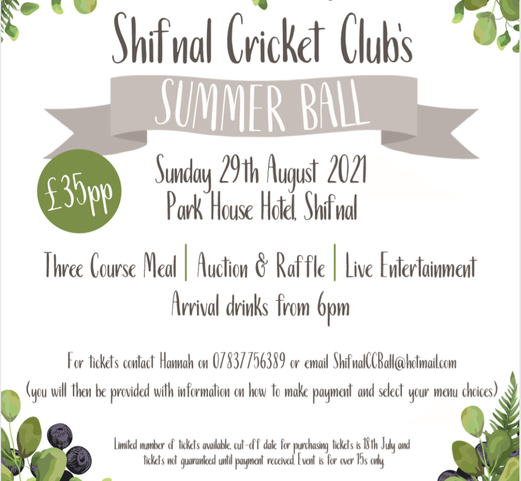 The Summer Ball is back!